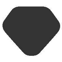 Diamond Badge Icon